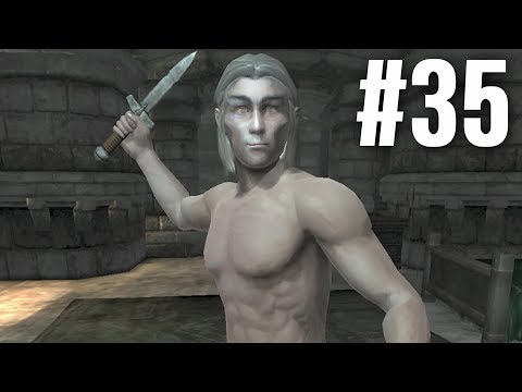 Let's 100% Oblivion Part 35 - Cats In The Cradle