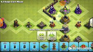 clash of clans funny base designs th9 - funny base design compilation part 1 - clash of clans