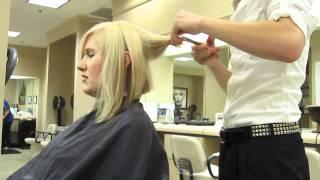 Jenn's Haircut, The Process