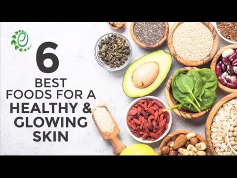 Watch This Video If You Want A Healthy And Glowing Skin | Organic Facts
