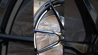 """Mercedes GLC 63 S AMG 22"""" Inch Rims by LOMA Wheels"""