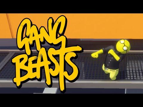 Gang Beasts - ПЛАКАЛИ ОТ СМЕХА (Брейн и Даша)