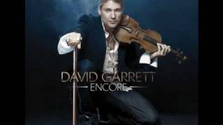 David Garrett Brahms Hungarian Dance No. 5 -Encore-