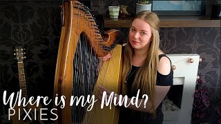 Where is my Mind? - Pixies (Harp Cover)