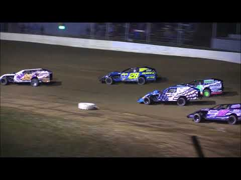 UMP Modified B-Main #2 from Portsmouth Raceway Park, October 19th, 2017.