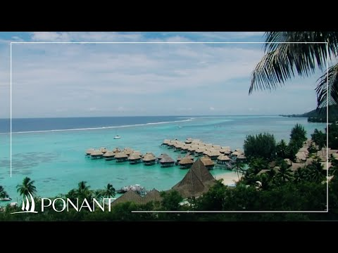 Our cruises in French Polynesia with yachtsman, Olivier de Kersauson | PONANT