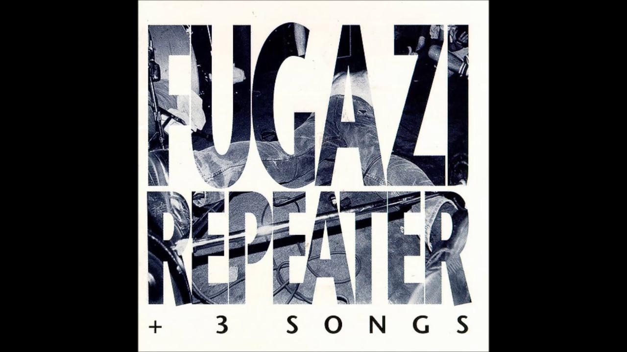 Fugazi repeater full youtube malvernweather Choice Image