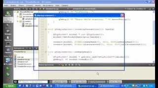 видео Многопоточный сервер Qt. Пул потоков. Паттерн Decorator