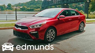 2019 Kia Forte: The New King of the Compact Sedan Class? | Edmunds