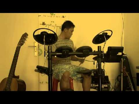Free Download Indah Tapi Sakit - Flanella - Drum Cover By Firzaz Mp3 dan Mp4