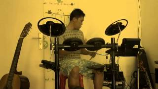 Indah tapi Sakit - Flanella - drum cover by firzaz