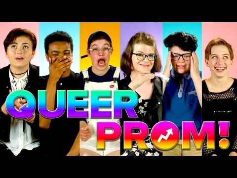 High School Seniors Get A Surprise Invite To Queer Prom