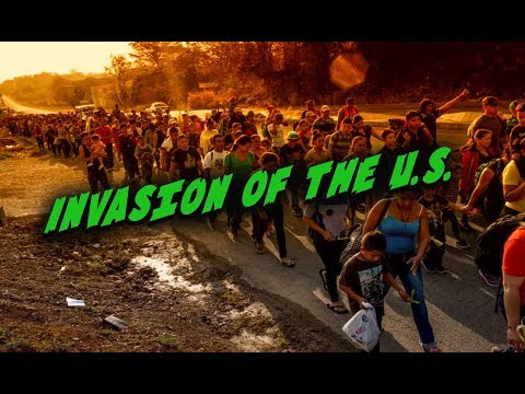 Full Show—'Army' or 'Caravan' of Illegals Set to Invade US Border