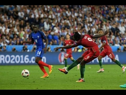 Portugal vs. France Post Match Analysis (1-0) Euro 2016 ...