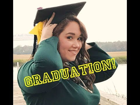 I Graduated! | Piperkay vlogs
