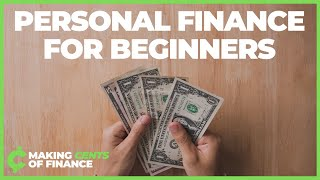 Personal Finance for BEGINNERS in 2020 | Financial Planning & Budgeting