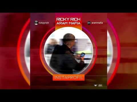 Ricky Rich & ARAM Mafia - Instaprofil