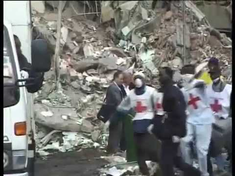U2 - Where The Streets Have No Name (Red Cross Song)