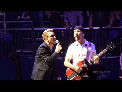 U2 London Elevation 2015-10-25 - U2gigs.com