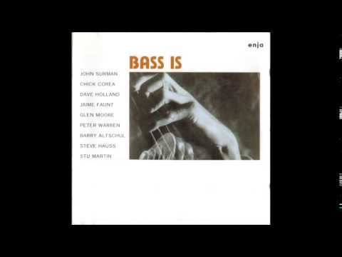 Peter Warren - Bass Is (1970)