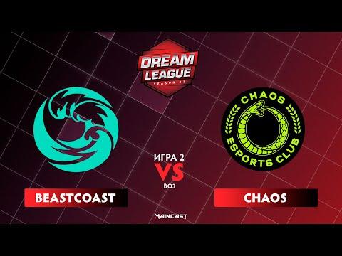 Beastcoast vs Chaos Esports Club vod