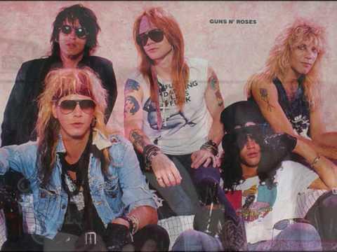 My Michelle (Guns N Roses) Cover by axl77/Gareth Rhodes