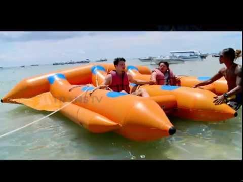 Tjendana Villas - Nirwana Resort & Spa, Bali on Happy Holiday Trans TV