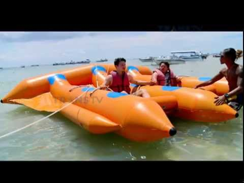 Tjendana Villas - Nirwana Resort & Spa, Bali on Happy Holiday Trans TV