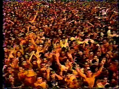 The Black Crowes - Hollywood Rock Fest, Rio De Janeiro, Brazil 1996-01-27 (complete show)