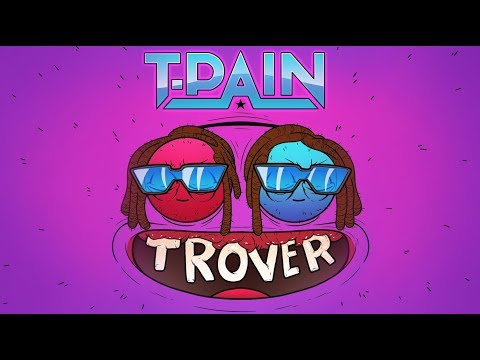 Смотреть клип T-Pain - Trover Saves The Universe