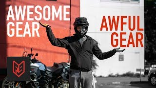 Awful & Awesome Motorcycle Gear - How to Spot the Difference