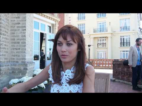 Interview Olga Kurylenko For The November Man