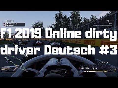"""F1 2019 Online Dirty Driver Deutsch """"Nedicos Abenteuer Nr 3"""""""