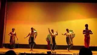 Rabindra Nritya Natya Chitrangada : A Group Performance