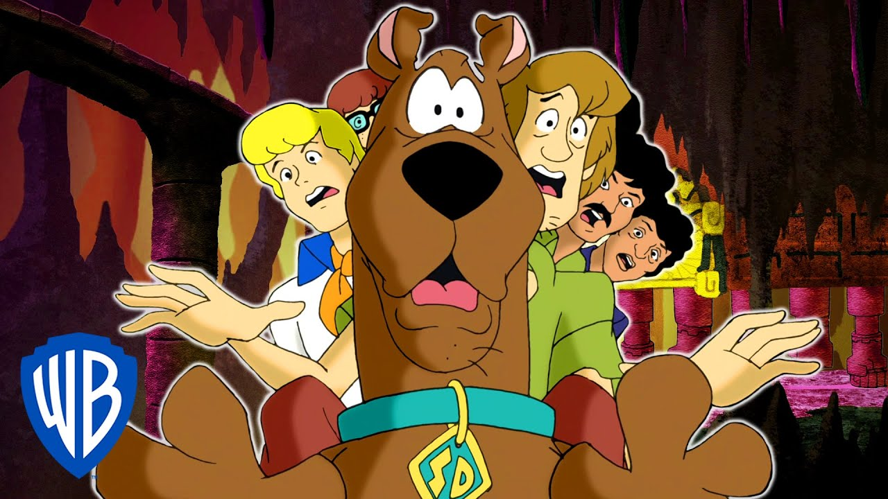 Scooby-Doo! | Mexico City Museum Chase | WB Kids