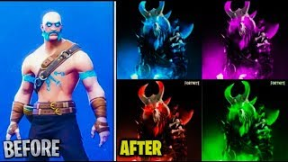 [confirmed] HOW TO FEEL THE COLOR OF SKIN RAGNAROK PALIER 100 on FORTNITE!