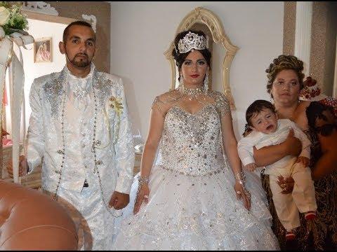 e1d7196c66b6 Kráľovská svadba Diana a Kristián po nevestinej strane Toporec časť ...