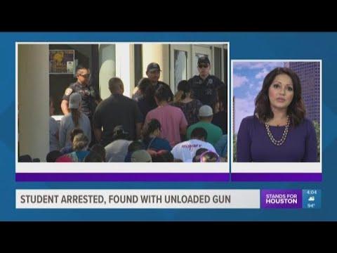 Chaos at Ball High School after gun scare