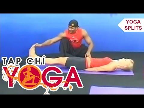 Bài tập Yoga làm giảm mỡ bụng giúp eo thon - Tạp chí Yoga