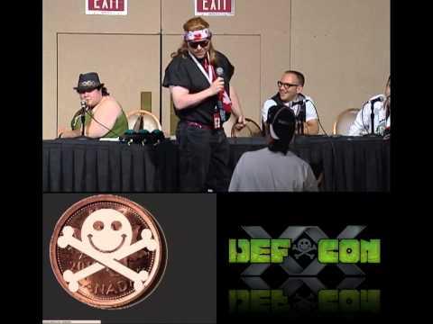 DEF CON 20 Hacking Conference - Hacker Pyramid 1