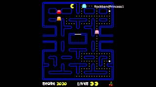 Classic Pacman Games Pac Man Arcade Game
