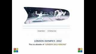 LONDON 2012 OLYMPICS - FENCING