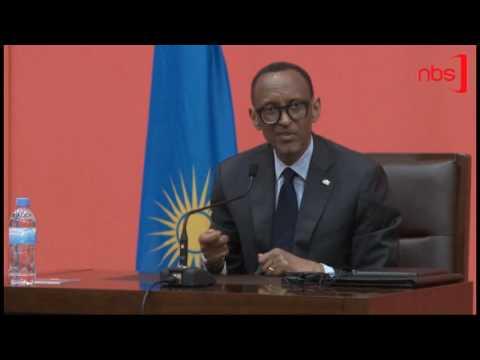 Kagame Faults International Criminal Court