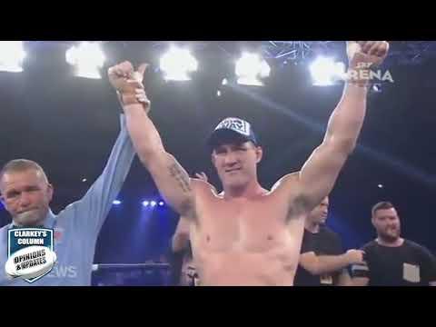Paul Gallen VS John Hopoate NRL Star's Boxing Promo