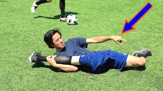 Zach King World Cup Football Incredible Magic Tricks & Skills - New Best Zach King Magic Tricks