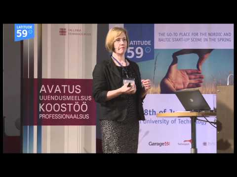 Ingrida Karina-Berzina: protecting IP in the context of a startup