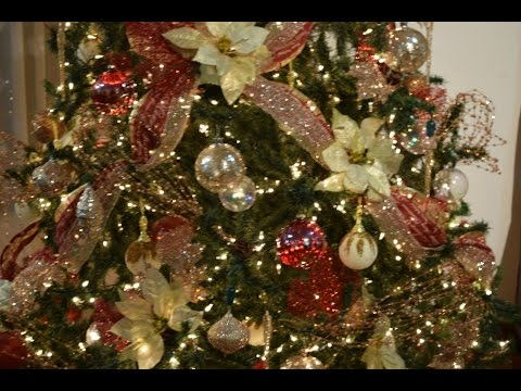 christmas tree decor 2018