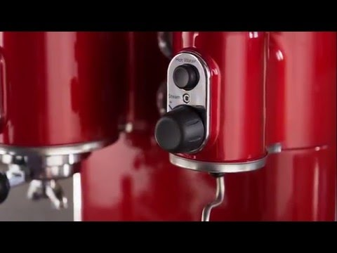 KitchenAid Espresso Machine - How To Use