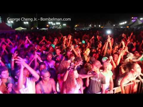 Phagwa 2013 in Suriname - Lustig Events op Onafhankelijkheidsplein [Full HD]
