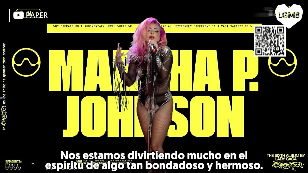 Lady Gaga sorprende a fanáticos en fiesta online organizada por la revista PAPER